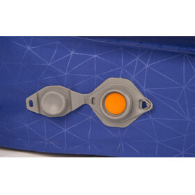 Sea to Summit Comfort Deluxe Self Inflating Mat Double Blue
